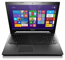Lenovo Z50 Laptop Computer – 59436279 – Black – 4th Generation Intel Core i7-4510U / 1TB Hard Drive / 8GB RAM