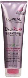 L'Oreal Paris EverPure Sulfate-Free Color Care System Moisture Shampoo, 8.5 fl. Oz.