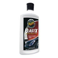 Meguiar's G12310 PlastX Clear Plastic Cleaner & Polish – 10 oz.