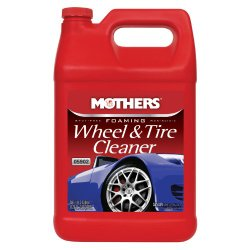Mothers 05902 Foaming Wheel & Tire Cleaner – 1 Gallon