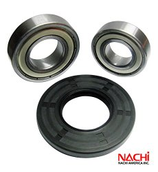Nachi High Quality Front Load Maytag Washer Tub Bearing and Seal Kit Fits Tub W10253866