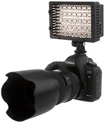 NEEWER® 160 LED CN-160 Dimmable Ultra High Power Panel Digital Camera / Camcorder Video Light