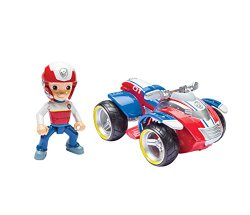 Nickelodeon, Paw Patrol – Ryder's Rescue ATV, Vehicle and Figure