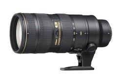 Nikon 70-200mm f/2.8G ED VR II AF-S Nikkor Zoom Lens For Nikon Digital SLR Cameras