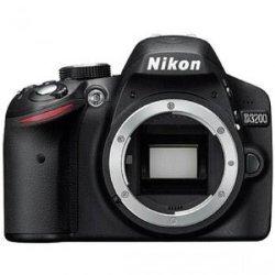 Nikon D3300 Digital SLR Camera Body (Black)