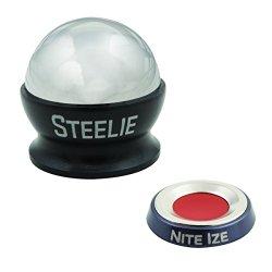 Nite Ize STCK-11-R8 Steelie Car Mount Kit for Cellphones – Retail Packaging