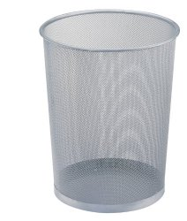 Organize It All Round Wastebasket