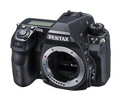 Pentax K-3II Pentax DSLR (Body Only)