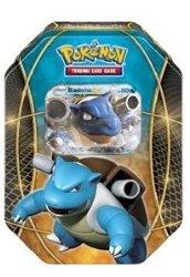 Pokemon Card Game EX POWER TRIO BLASTOISE EX TIN SHIPS 10/14