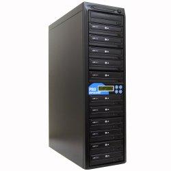 Produplicator 1 to 11 24X CD DVD Duplicator