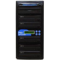 Produplicator 1 to 5 24X M-Disc Support CD DVD Duplicator