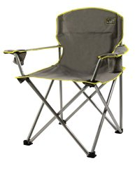 Quik Chair Heavy Duty 1/4 Ton Capacity Folding Chair with Carrying Bag