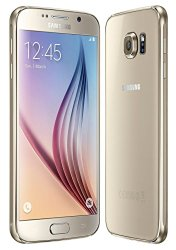 Samsung Galaxy S6 SM-G920F 32GB (FACTORY UNLOCKED) 5.1″ QHD Gold – International Version