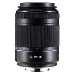 Samsung NX 50-200mm f/4.0-5.6 OIS Zoom Camera Lens  (Black)