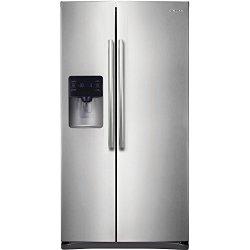 Samsung RS25H5111SR Energy Star 24.5 Cu. Ft. Side-by-Side Refrigerator