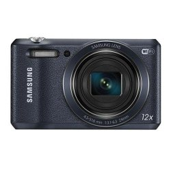Samsung WB35F 16.2MP Smart WiFi & NFC Digital Camera with 12x Optical Zoom and 2.7″ LCD (Black)