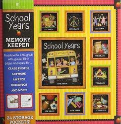 School Years Memory Keeper: Illustrations by SUSAN WINGET