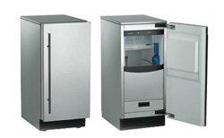 Scotsman Brilliance 60 lb Nugget Ice Machine Door