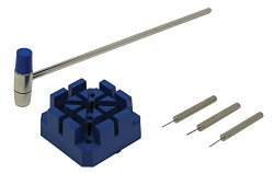 SE JT6218 Watch Band Link Remover, 5-Piece