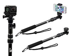 Selfie Stick, GoPro & Camera Monopod – The Alaska Life