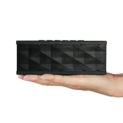 SoundBot SB571 Bluetooth Wireless Speaker for 12 hrs Music Streaming & Hands-Free Calling