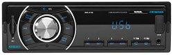 SoundStorm ML41B Bluetooth Enabled, Single Din, MP3 Compatible, Digital Media, FM Receiver