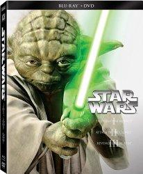 Star Wars Trilogy Episodes I-III
