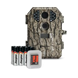Stealth Cam P18 7 Megapixel Compact Scouting Camera with Batteries and SD Card, Camouflage