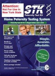 STK Paternity Test Kit