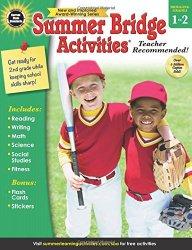 Summer Bridge Activities, Grades 1 – 2