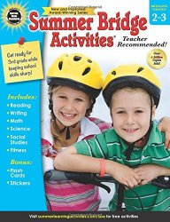 Summer Bridge Activities, Grades 2 – 3