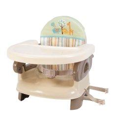 Summer Infant Deluxe Comfort Booster, Tan