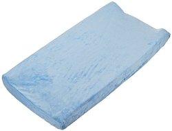 Summer Infant Ultra Plush Change Pad Cover, Blue