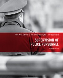 Supervision of Police Personnel 8th Edition