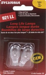 SYLVANIA 921 Long Life Miniature Bulb