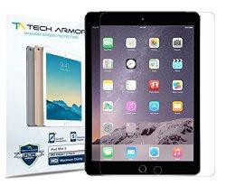 Tech Armor Apple iPad Mini Clear Screen Protector
