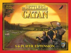 The Settlers of Catan 5 & 6 Player Extension 4th Edition