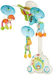 Tiny Love Soothe 'n Groove Mobile, Blue