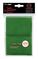 Ultra-Pro Sleeves: New Standard Green Deck Protectors (100)