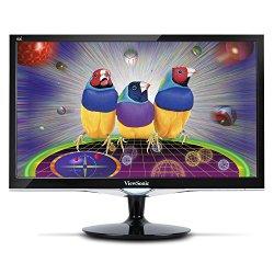 ViewSonic VX2252MH 22-Inch LED-Lit LCD Monitor, Full HD 1080p, 2ms, 50M:1 DCR, Game Mode, HDMI/DVI/VGA, VESA