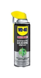 WD-40 300014 Specialist Water Resistant Silicone Lubricant Spray, 11 oz. (Pack of 1)