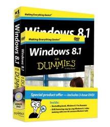 Windows 8.1 For Dummies Book