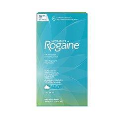 Women's Rogaine Foam Hair Regrowth Treatment, 4 Month Supply, 4.22 Ounce
