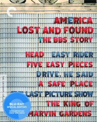 America Lost and Found: The BBS Story [Blu-ray]