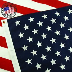 American Flag: 100% American Made – USA Flags Made in USA. Is Your US Flag American?