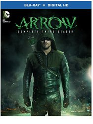 Arrow:  Season 3 Blu-ray