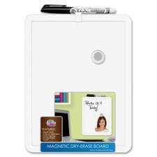 Board Dudes 11″ x 14″ Metalix Magnetic Dry Erase Board, Colors May Vary (CXY22)