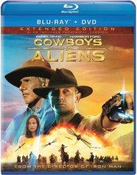 Cowboys & Aliens – Extended Edition (Blu-ray + DVD + Digital Copy + UltraViolet)
