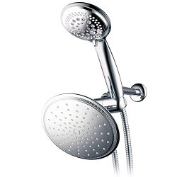 DreamSpa® 3-way Rainfall Shower Head /Handheld Shower Combo from Top Brand Name Manufacturer.