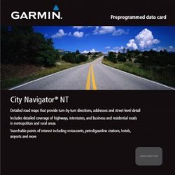 Garmin 010-11043-00 City Navigator Europe NT – Benelux/France